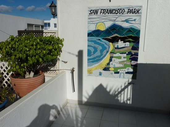 San Francisco Park Holiday Apartments: San Francisco Park Puerto del Carmen - Lanzarote