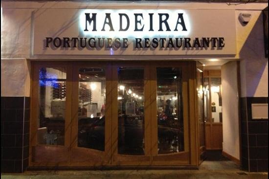 Madeira restaurant Swansea - Picture of Madeira Restaurant ...
