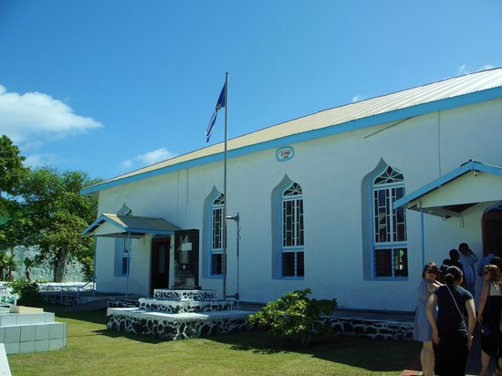 Cook Island Christian Church (CICC) : Cook Islands Christian Church