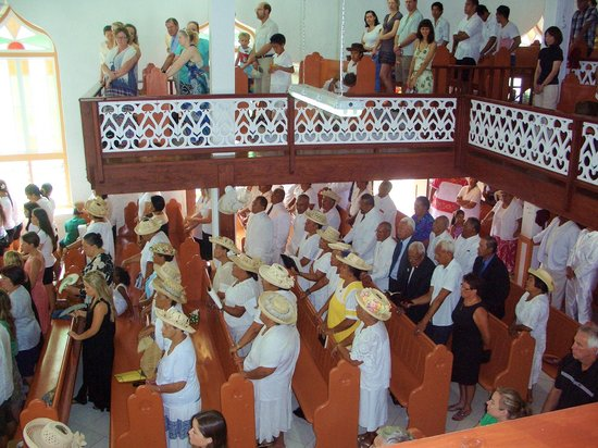 Cook Island Christian Church (CICC)