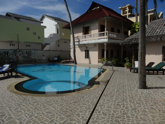 Hai Yen Family Resort : The swimming pool
