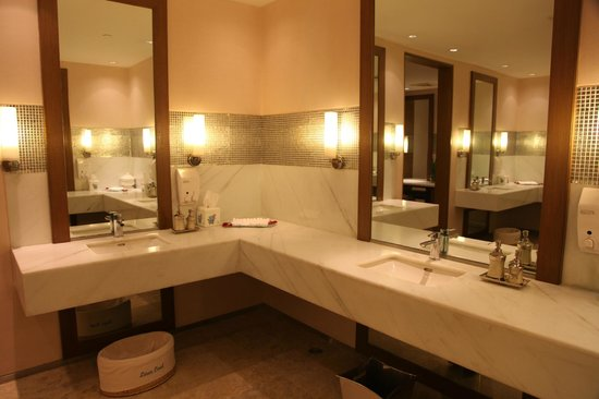ITC Gardenia, Bengaluru: Ladies Bathroom