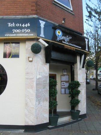 Izmir Turkish Restaurant: Izmir Turkish & Greek Restaurant, 19, Broad St, Barry Town