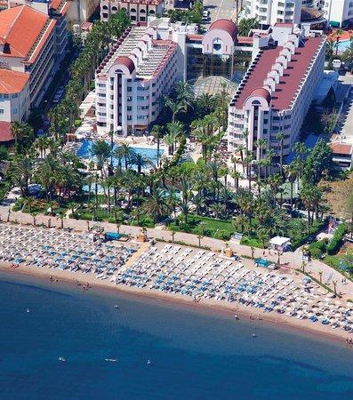 Hotel Aqua: view