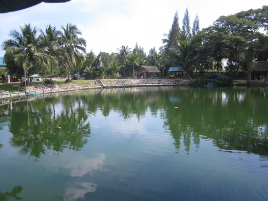 Hua Hin Fishing Lodge: so calm and peaceful
