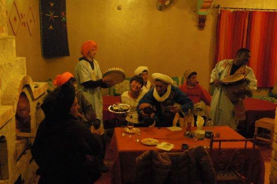 Riad Mamouche: Birthday festa