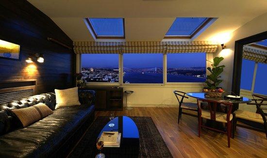 伊斯坦堡城市套房飯店