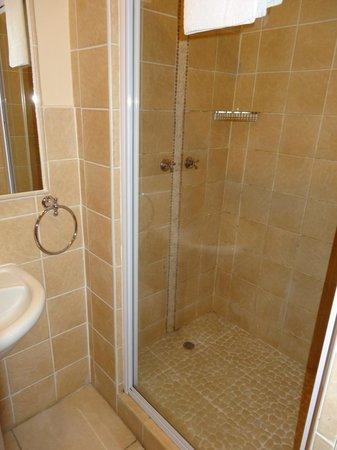 Porcupine Ridge Guest House: Teilbereich des Badezimmers