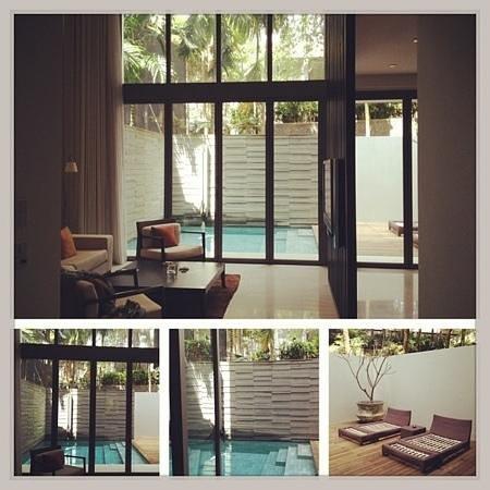 Twinpalms Phuket: Duplex Room