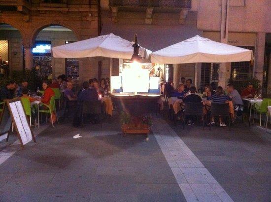 ristorante la piazza - lecco