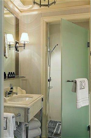 Hotel Keppler: bagno