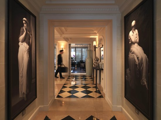 Hotel Keppler: la hall 