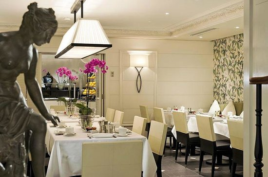 Hotel Keppler: sala da pranzo