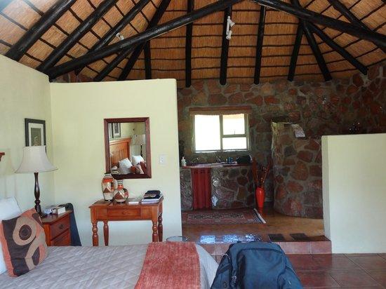 Interieur Chalet - Picture of Iketla Lodge, Ohrigstad - TripAdvisor