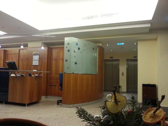 Starlight Suites Hotel: lobby