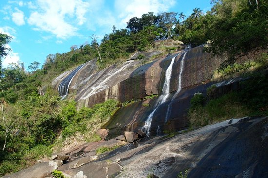 Na Mata Suites: Waterfalls