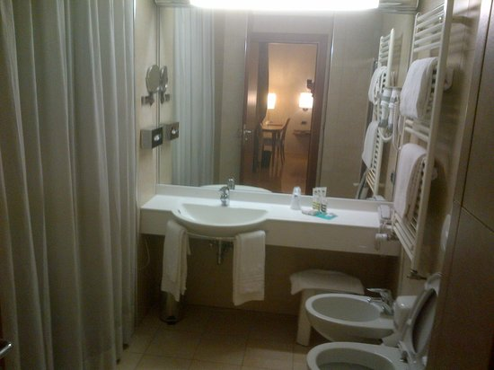 Mercure Torino Crystal Palace: bathroom 2