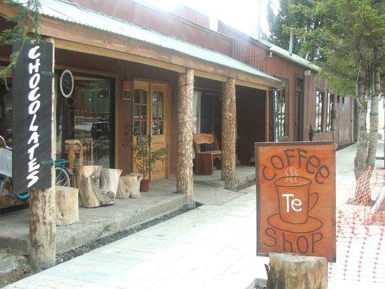 Hostal Amerindia Patagonia: Entrada