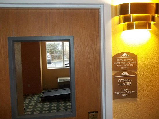 Microtel Inn by Wyndham Albany Airport: The New Fitness Center
