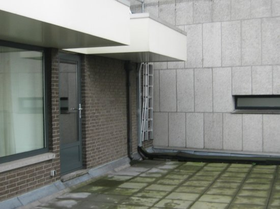 Conscious Hotel Vondelpark: balcony