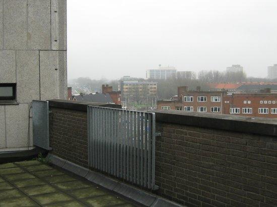 Conscious Hotel Vondelpark: view
