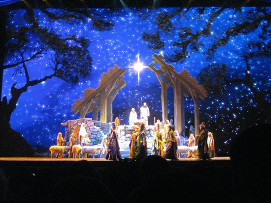 Nativity Scene Wallpaper | Christmas Painting Computer Wallpapers ...