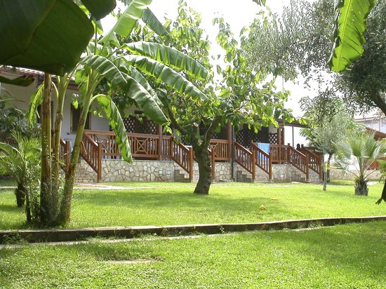 Hotel Resort Tonicello: aree a verde