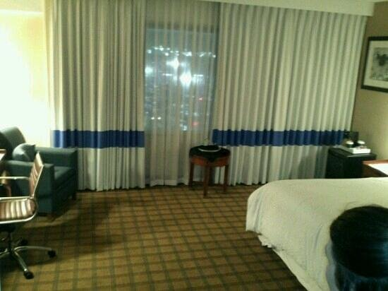 ‪‪Four Points by Sheraton Los Angeles International Airport‬: bedroom