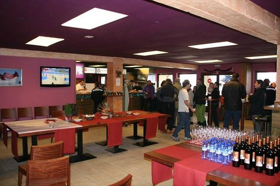 Polar Bar Restaurant: Polar bar - restaurant inside