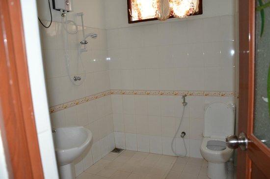 Slightly Chilled: La salle de bain
