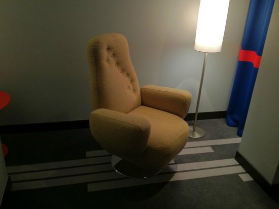 Park Inn By Radisson: Comfy armchair