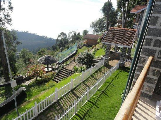 Club Mahindra Coaker's Villa: arena
