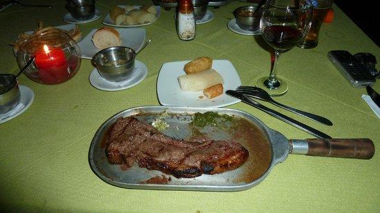 La Carreta : Da haben wir aber schon viel besser gegessen