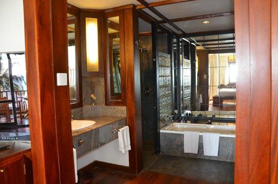 Jetwing Lighthouse : Notre salle de bain