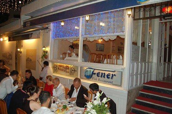 Fener Restaurant Kumkapı