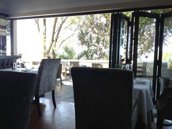 Giorgio's at The View: Great setting for a relaxing afternoon lunch