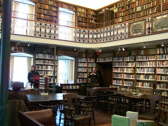 Literary And Historical Society Of Quebec Quebec City
