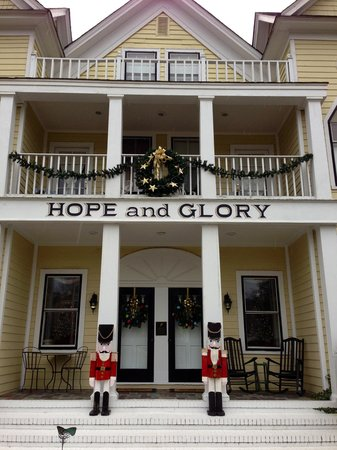 Hope and Glory inn