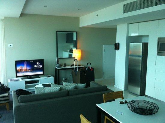 希爾頓衝浪者天堂公寓酒店照片