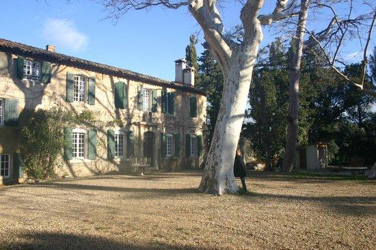 Domaine de Rhodes: fachada