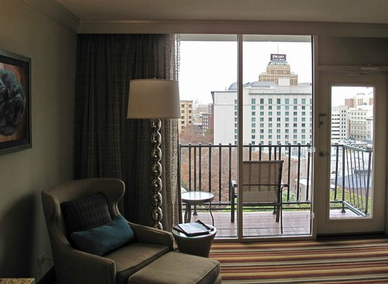 Hilton Palacio del Rio: Room on the 11th floor