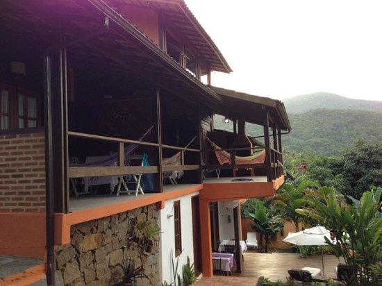 Pousada Tagomago Beach Lodge: Tago Mago