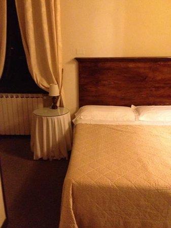 La nostra camera all'Hotel Emma
