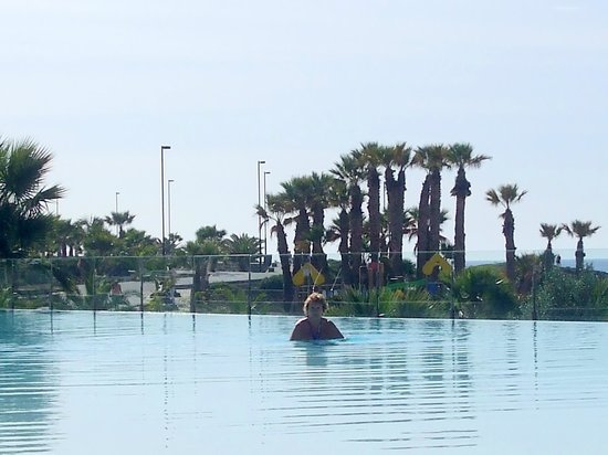 Gran Melia Palacio de Isora Resort & Spa: Horion pool