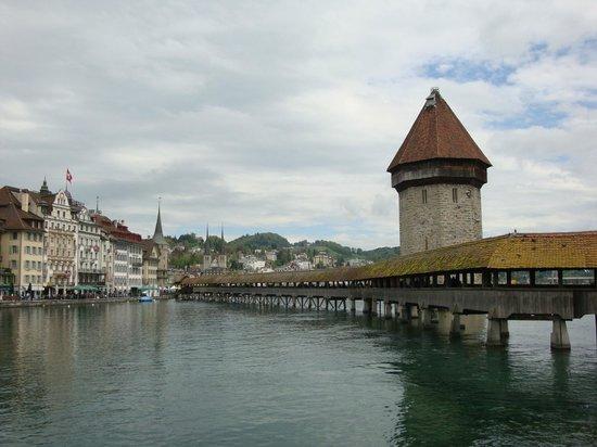 Guided City Tour of Lucerne: Lucerne