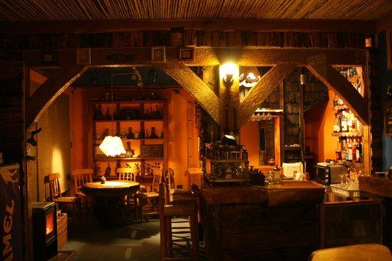 Hosteria Rio Grande : Bar