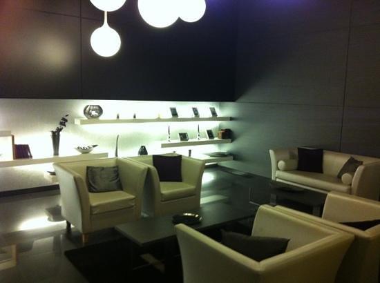 โรงแรมพาลาซโซซิชชี: salon