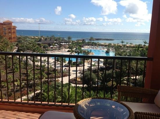 Sheraton Fuerteventura Beach, Golf & Spa Resort: view from room