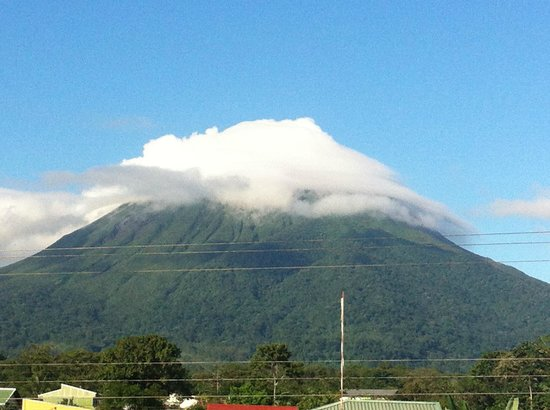 San Bosco Inn: volcán arenal