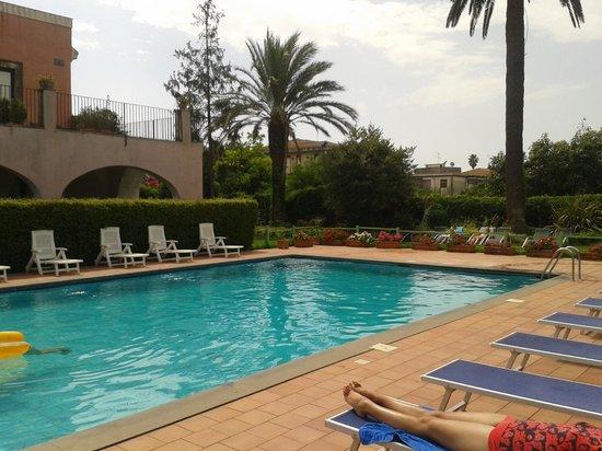 Etna Hotel: la location